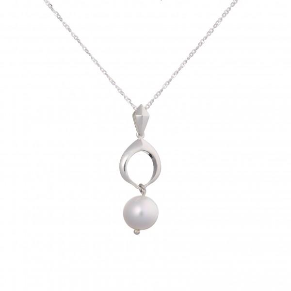 Cocochnik pendant white pearl