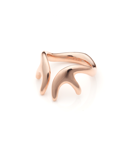 Antler Mini ring