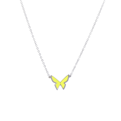 citron necklace