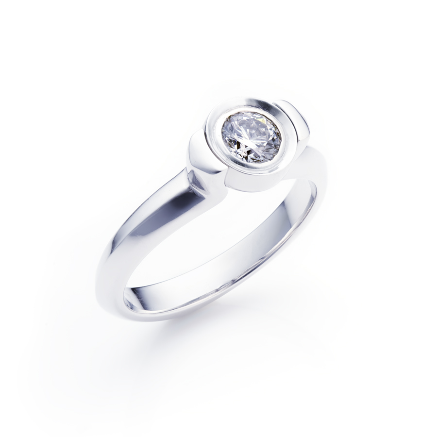rotating engagement ring
