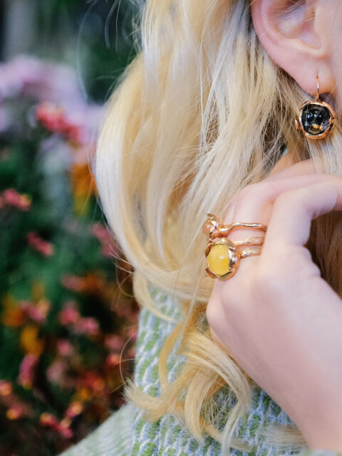 Blossom jewelry