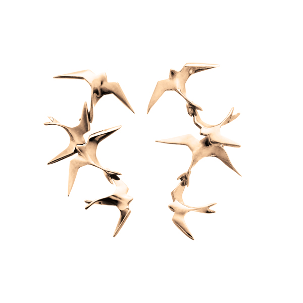 freedom flock earrings hyrv