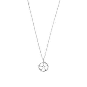 mini pendant with swallows