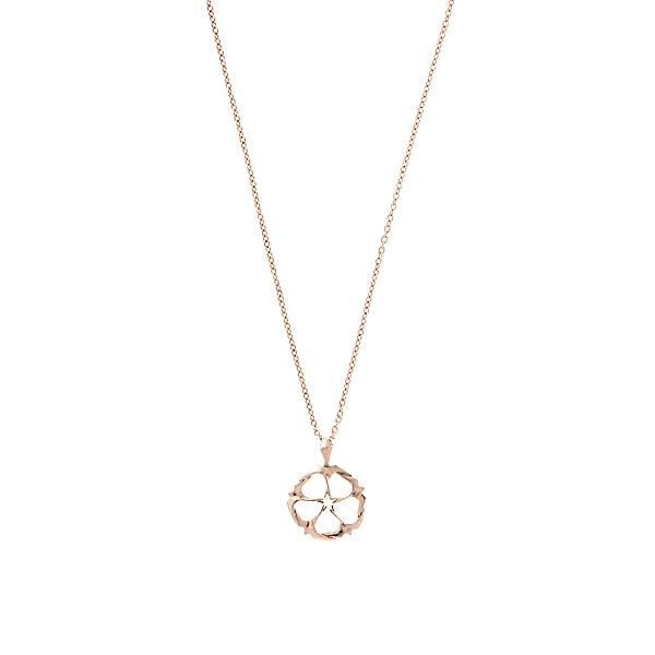 Freedom mini pendant with tiny swallows