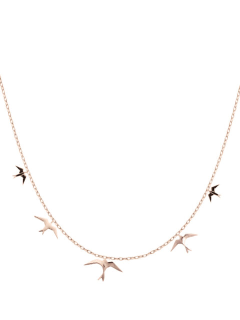 freedom necklace gold