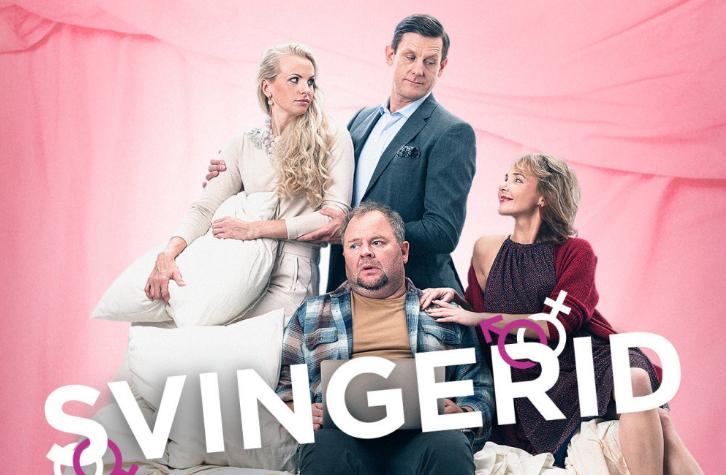 Hyrv looming uues Eesti komöödiafilmis Svingerid - Hyrv, Tallinn